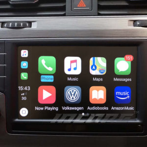 VW CarPlay Interfaces