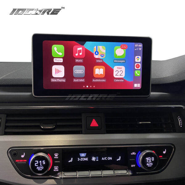 Audi A3/A4/A5/Q5/Q2/Q7 Wireless Apple CarPlay Android Auto ...